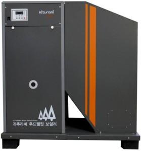 Пеллетный агрегат отопления Kiturami KRP