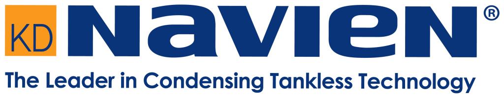 Логотип марки Navien