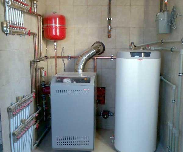 Требования к помещениям и дымоходам для установки газовых котлов