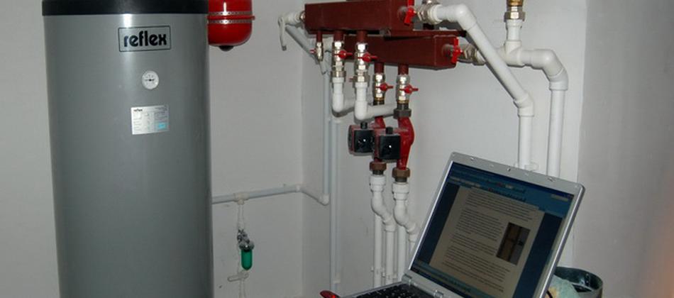 Отопительные котлы на сжиженном газе