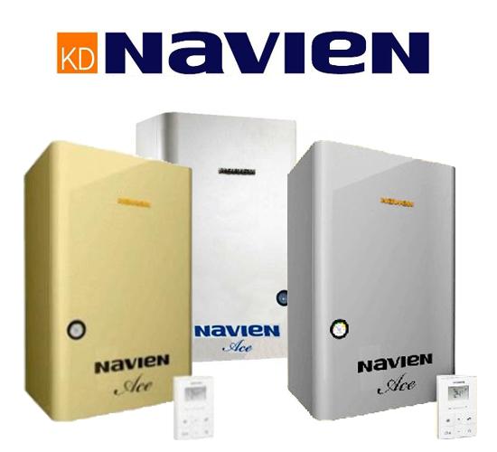 Газовые котлы Navien Ace