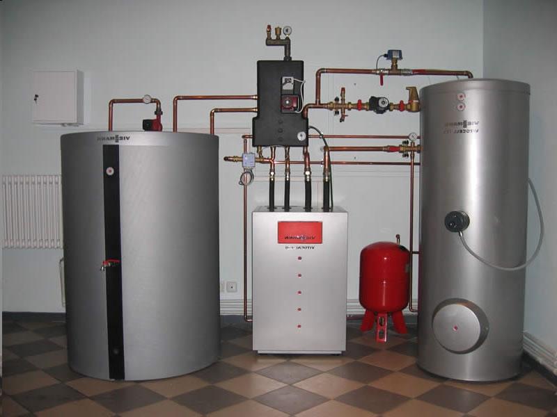 Prix dune installation de chauffage par aerothermie for Chaudiere basse temperature fioul