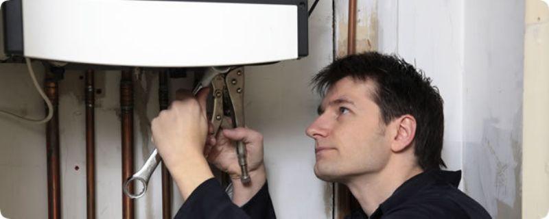 Проверяем качество установки обвязки