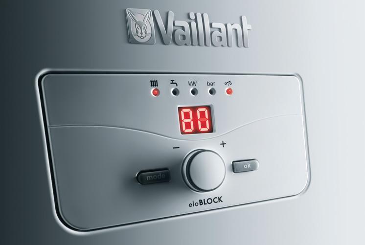 Электрический котел Vaillant