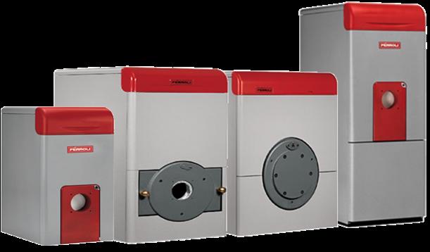Напольные агрегаты Ferroli