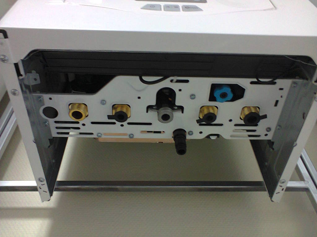 газовый настенный котел ariston bs 24 ff инструкция