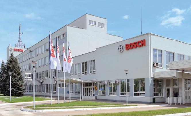 Заводы Бош в России
