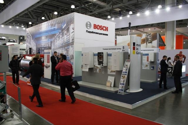 Новые разработки Bosch