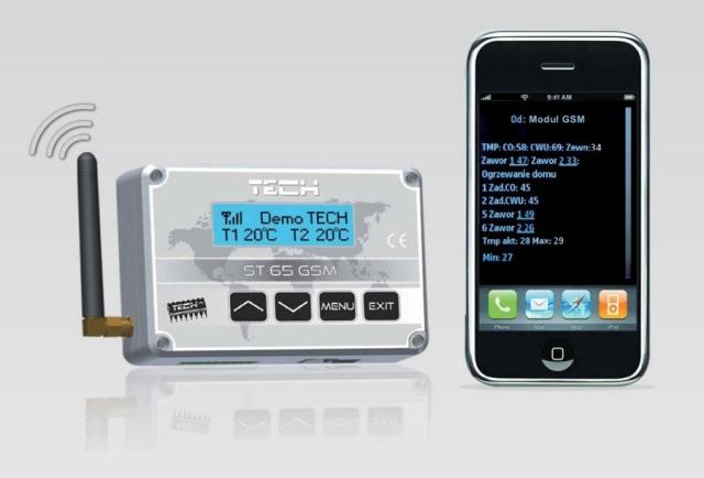 ST 65 GSM модуль