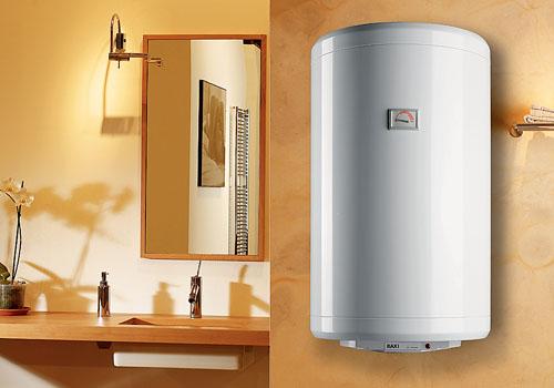 Накопительная система горячего водоснабжения