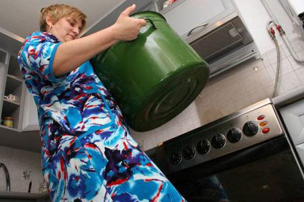 Проблемы отключения горячей воды
