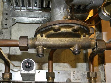 Ремонт газовых водонагревателей своими руками